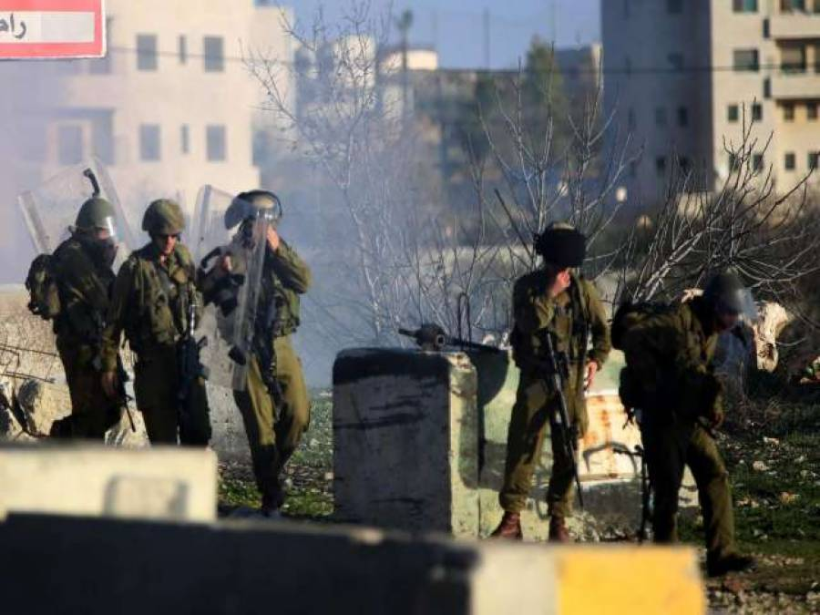 فلسطین میں اسرائیلی دہشتگردی جاری ، مزید 3فلسطینی شہید، درجنوں زخمی ، متعدد گرفتار