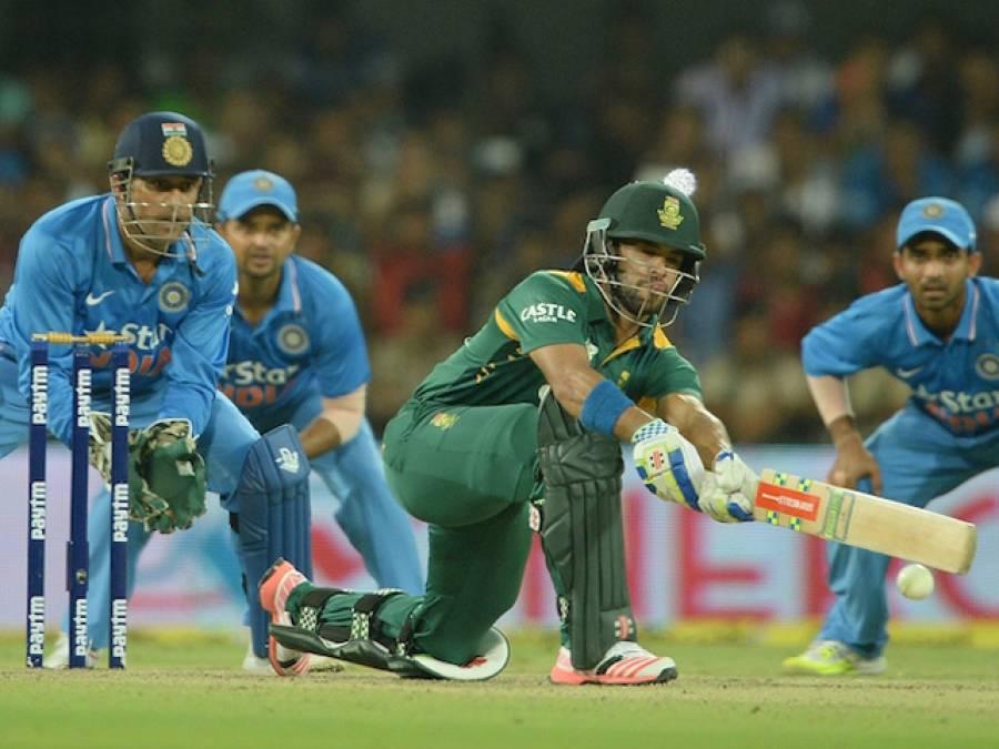 بھارت نے جنوبی افریقہ کو دوسرے ون ڈے میں شکست دے دی
