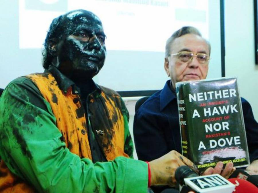 خورشید قصوری کی کتاب کی تقریب رونمائی کے میزبان سے شیو سینا کی حرکت پر سرکاری سطح پر احتجاج کیا جائے ،ہائی کورٹ بار کا مطالبہ