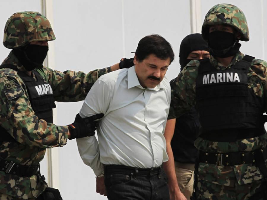 2 مرتبہ جیل سے بھاگنے والا منشیات کی دنیا کا بے تاج بادشاہ ایک مرتبہ پھر سیکیورٹی اداروں کو چکما دے گیا