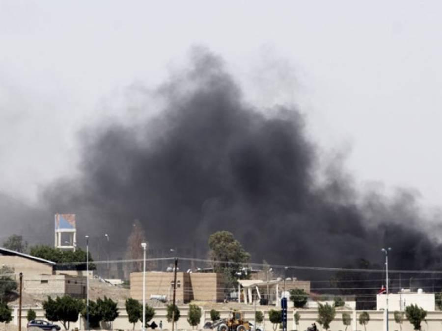 سعودی اتحادکی جنوبی یمن میں بمباری ، غلطی سے 20فوجی اہلکاروں کو بھون ڈالا