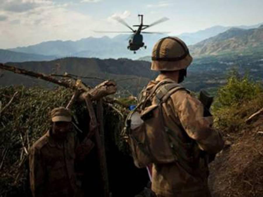 افغان دہشت گردوں کا پاکستانی چیک پوسٹ پر حملہ' بھرًپور جوابی کارروائی پر بھاگ گئے