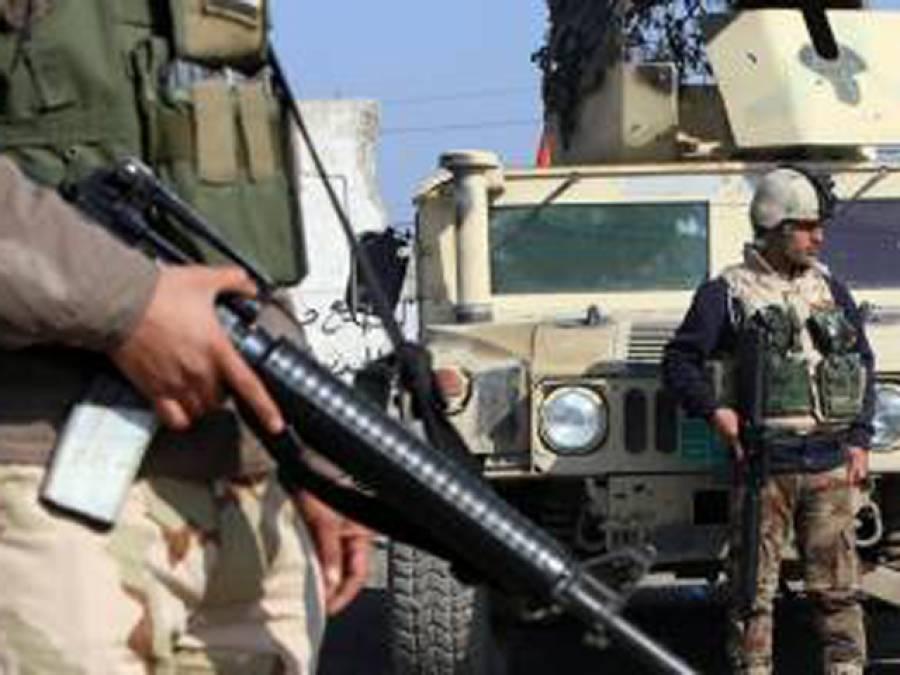 بیجی آئل ریفائنری اور شہر کا کنٹرول دوبارہ حاصل کر کے داعش کو باہر نکال دیا : عراقی فوج کا دعوی