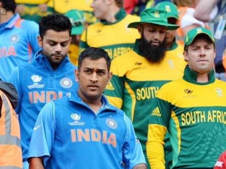 تیسرا ون ڈے ' جنوبی افریقہ نے بھارت کو 271رنز کا ہدف دیدیا ، ڈی کوک کی شاندار سنچری