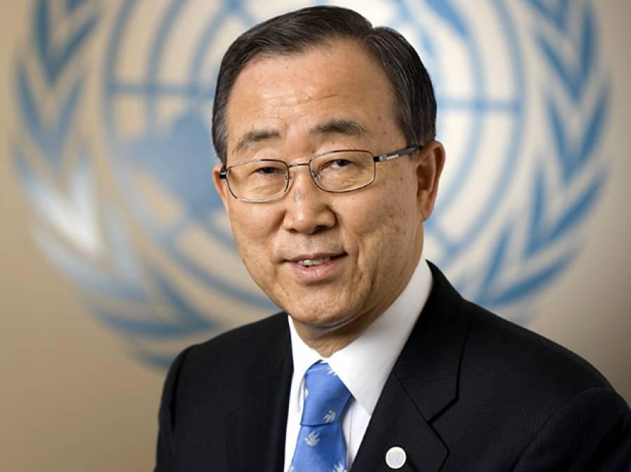 اقوام متحدہ کے سیکرٹری جنرل نے تارکین وطن اور پناہ گزینوں کی صورتحال کو