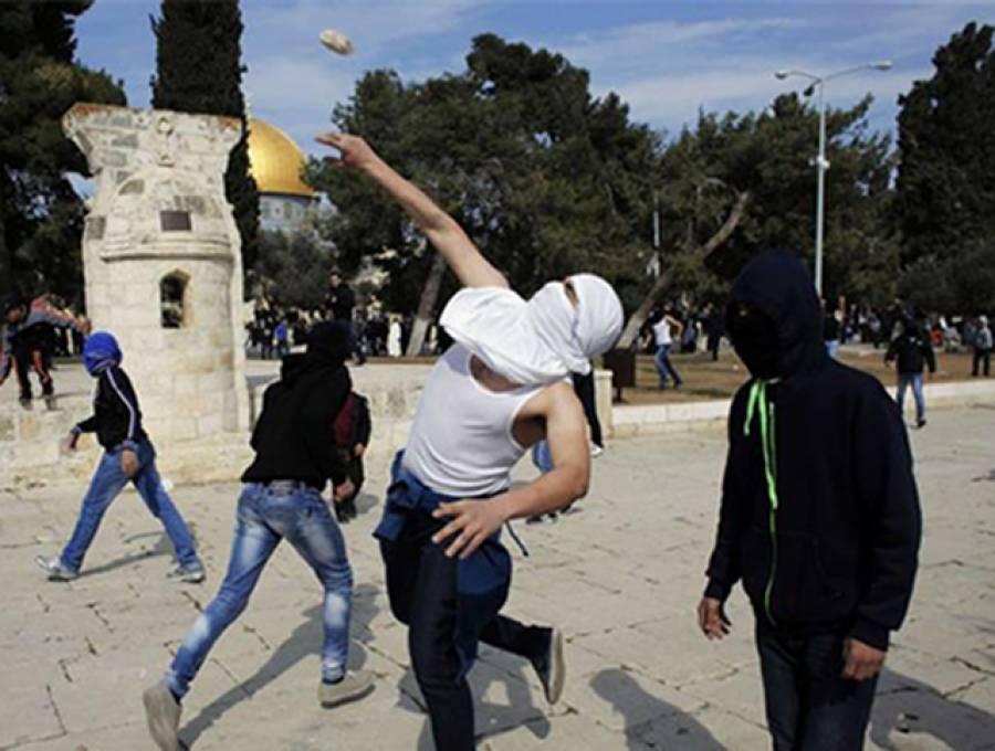 فلسطین میں اسرائیل کے ہولناک مظالم جاری، لڑکی سمیت مزید 4 افراد شہید، 18 زخمی