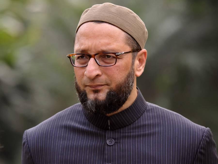 شعلہ بیان مسلمان سیاستدان اسد الدین اویسی گرفتار
