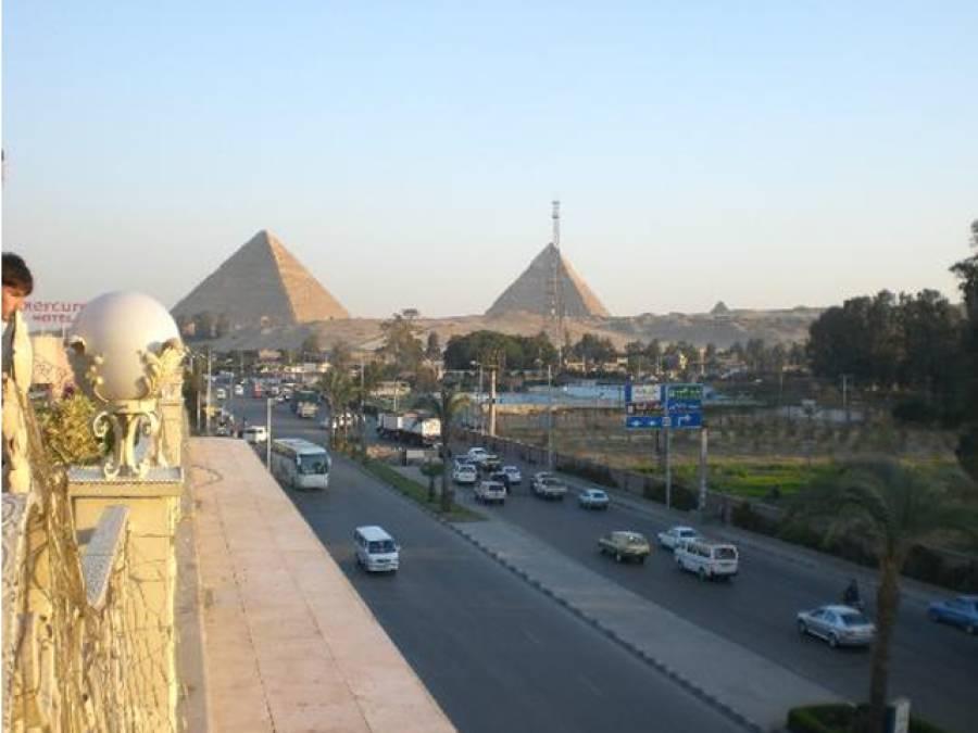 مصری دولہے نے شادی کی پہلی ہی صؓبح اپنی اہلیہ کو چوتھی منزل سے نیچے پھینک دیا، انتہائی شرمناک وجہ