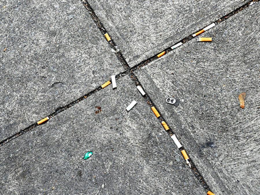 وہ کمپنی جو سگریٹ سڑک پر پھینکنے والوں کی وجہ سے کروڑ پتی بن گئی