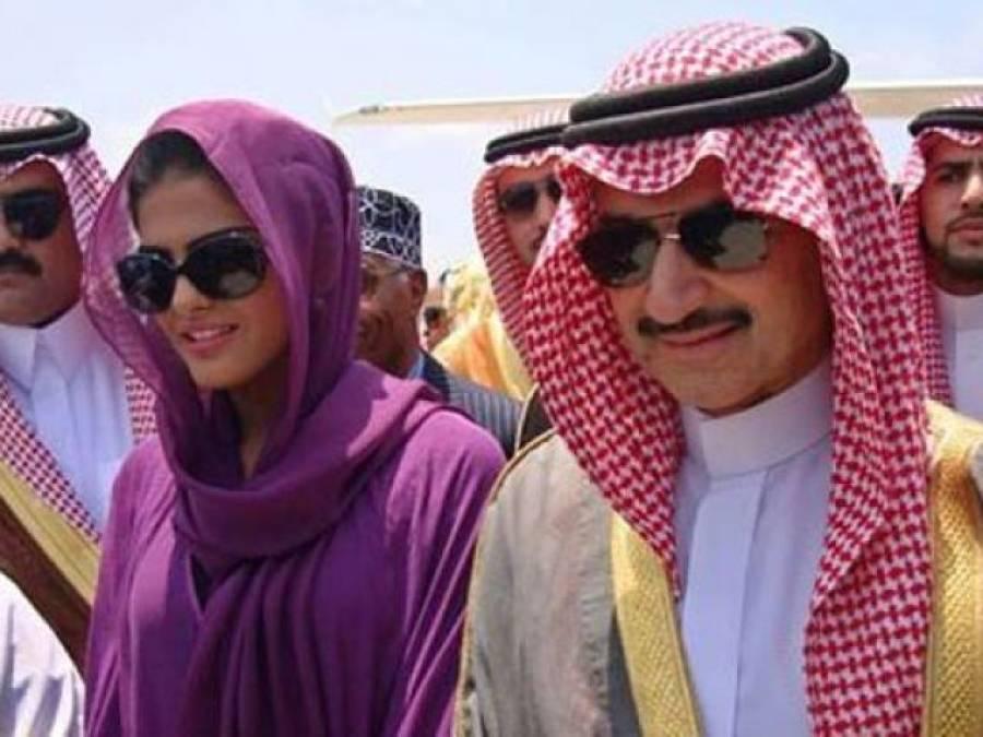 کویتی اخبار کا سعودی شہزاد ے الولید بن طلال کا فلسطین کیخلاف اسرائیل کی حمایت کے اعلان کا دعویٰ ، دفتر نے تردید کردی