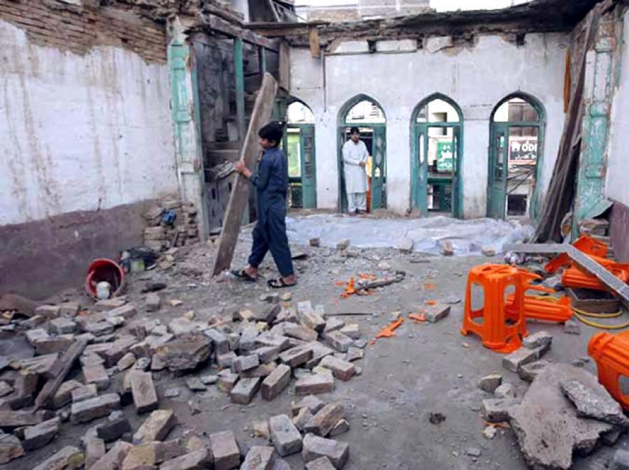 خیبرپختونخواہ حکومت نے 4 این جی اوز کو زلزلہ متاثرہ علاقوں میں کام کرنے کی اجازت دیدی