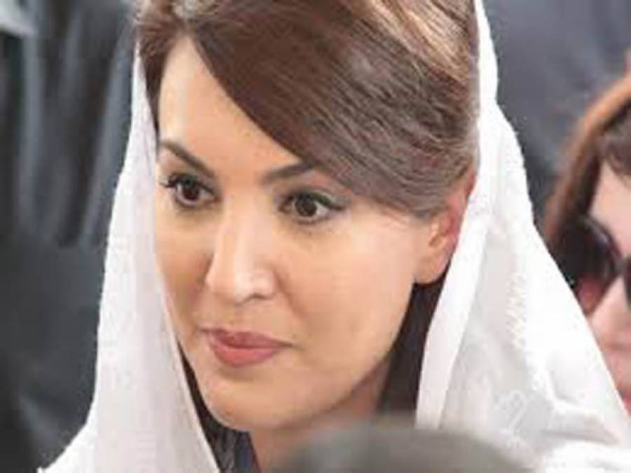ہمیں ایک ساتھ نہ دیکھنے والوں کی خواہشات پوری ہو گئیں،ریحام خان