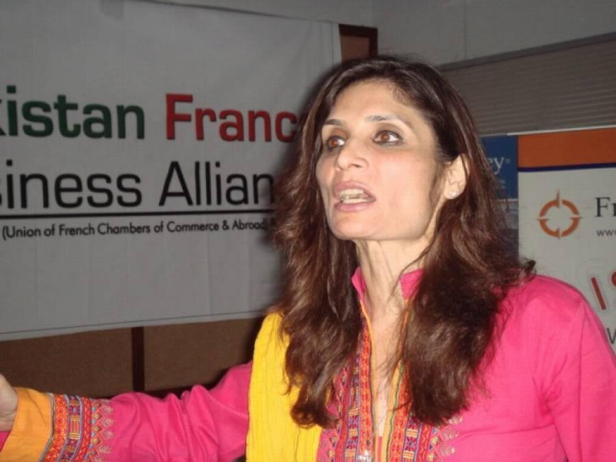 عمران خان اور ریحام کی علیحدگی حساس معاملہ ،طلاق کا اثر بچوں پر پڑےگا :عندلیب عباس