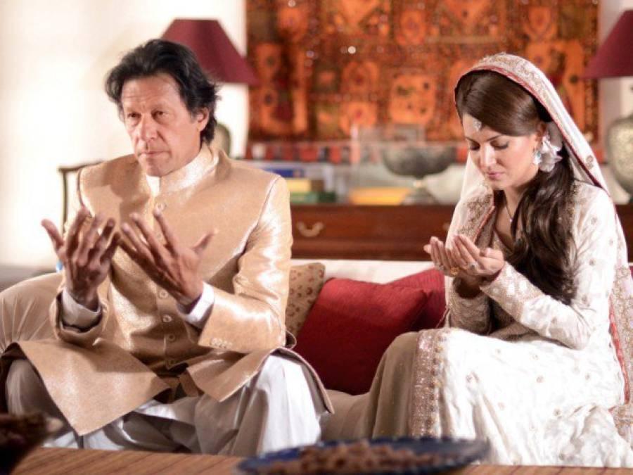 عمران خان اور ریحام کی طلاق رضامندی سے نہیں ہوئی ،دودن قبل جھگڑاہوا، طلاق بذریعہ ای میل ہوئی: عارف نظامی