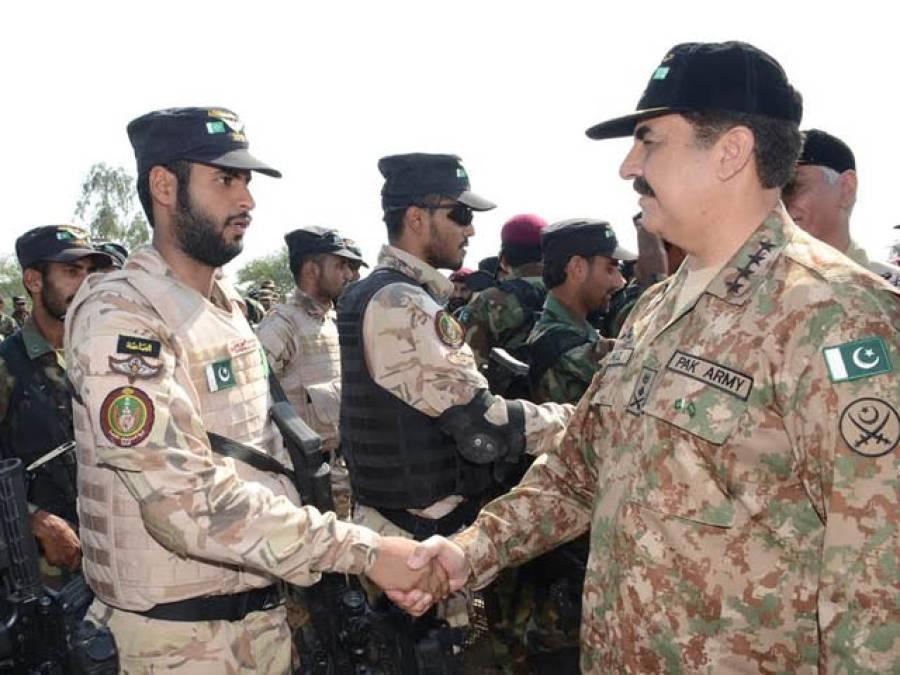سعودی عرب کی سلامتی کو خطرہ ہوا تو پاکستان بھرپور ساتھ دے گا،آرمی چیف جنرل راحیل شریف