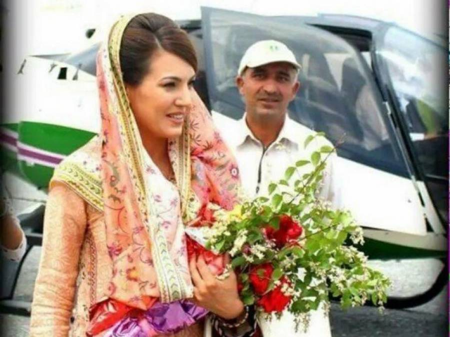 دو ماہ پہلے تک عمران خان ریحام کو روزانہ پھول کا تحفہ دیتے تھے:میک اپ آرٹسٹ