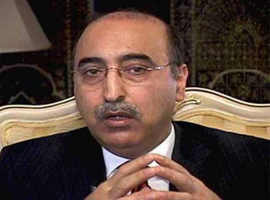 پاکستان اور بھارت کے عوام دونوں ملکوں کے درمیان امن کے خواہاں ہیں:عبد الباسط
