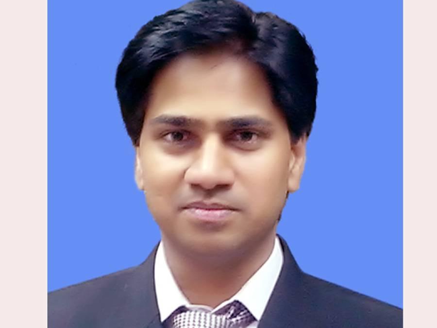 اوپن یونیورسٹی کے لیکچرار شاہد حسین نے ماس کمیونیکیشن میں پی ایچ ڈی مکمل کر لی