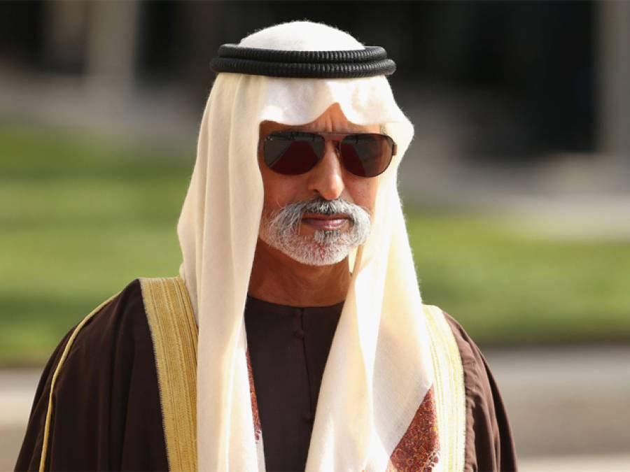 دبئی کے شیخ نہایان مبارک کی پاکستان کی موبائل پیمنٹس کمپنی میں تقریباََ57کروڑ روپے کی سرمایہ کاری