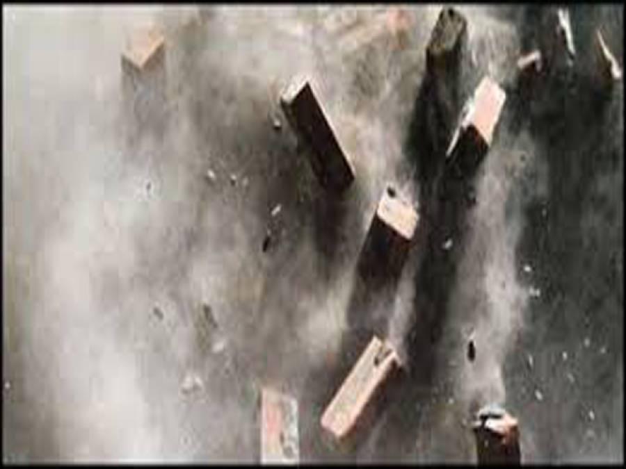زیرتعمیر مکان کی چھت گرنے سے 5 مزدور ملبے تلے دب گئے،4 کو نکال لیا گیا