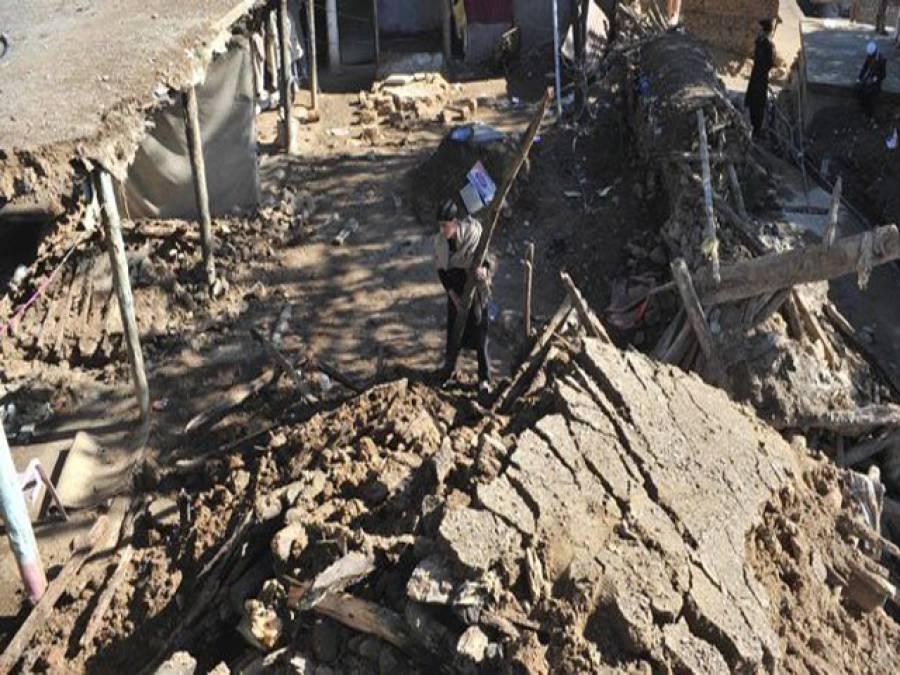 سوات اور گردو نواح میں زلزلے کے جھٹکے، شدت 3.6 ریکارڈ