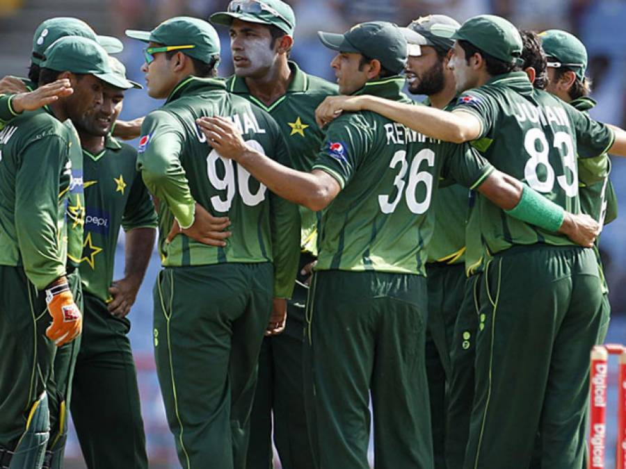 پاکستانی بلے بازوں کی شاندار بیٹنگ، وارم اپ میچ میں نیپال کو 121رنز سے شکست دیدی