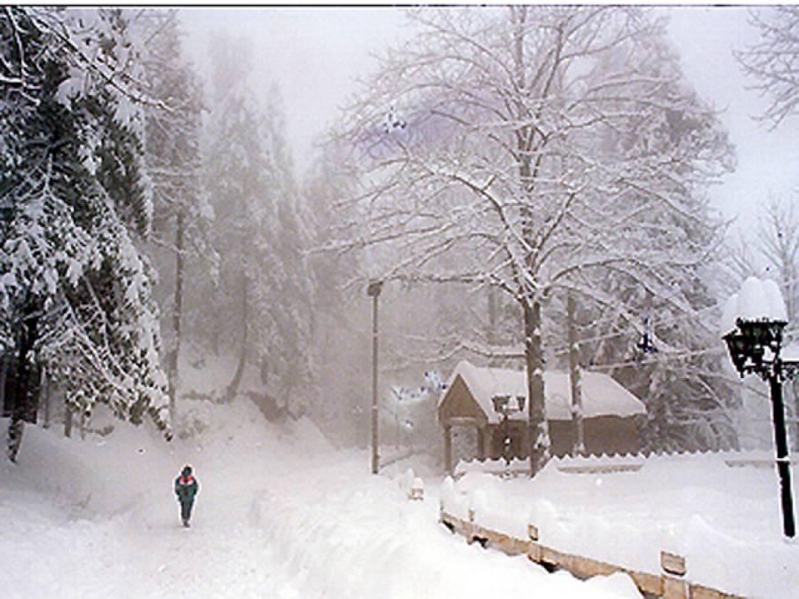 ملک کے بیشتر علاقوں میں خشک سردی میں اضافہ ، پہاڑوں پر مزیدبرف باری کاامکان
