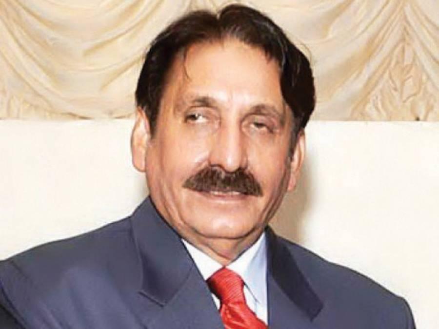 سابق چیف جسٹس افتخار محمد چوہدری نے صدارتی نظام حکومت کی تجویز دیدی