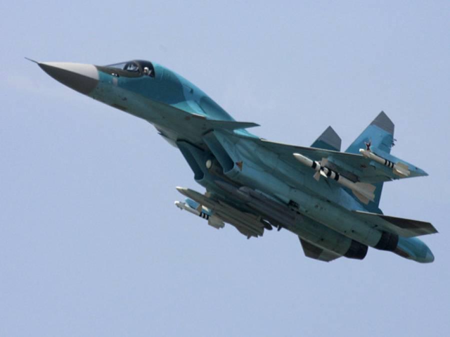 روس نے بمبار طیاروں کو طویل فاصلے پر مار کرنے والے میزائلوں سے لیس کردیا