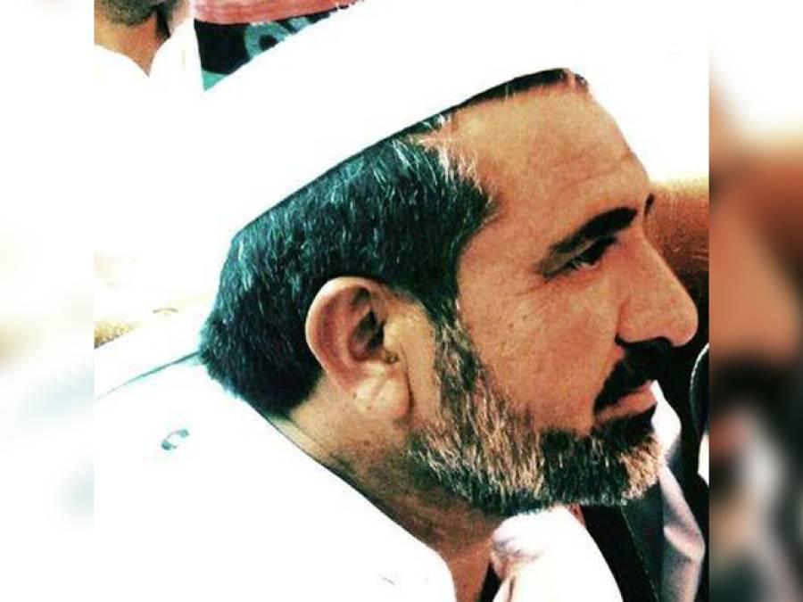 رکن خیبر پختونخوا اسمبلی صاحبزادہ ثناء اللہ کا ٹریفک قوانین کی خلاف ورزی پر چالان