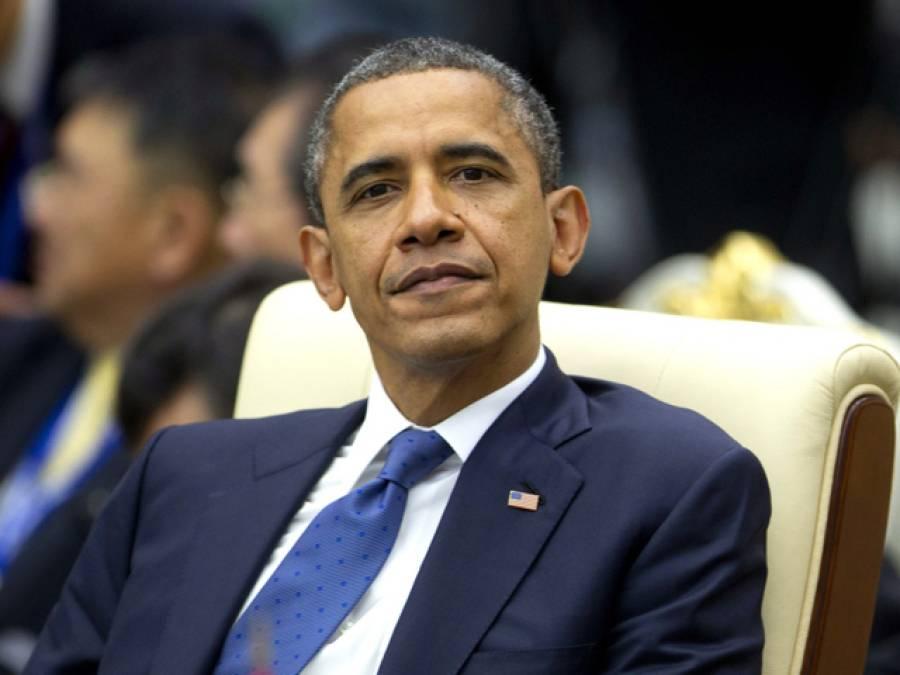 اوباما کا پیرس تھیٹر کا دورہ ،پیوٹن سے ملاقات