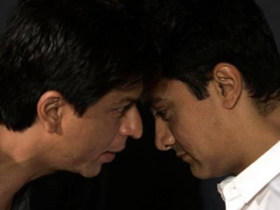 عامر خان نے جو کہا سچ کہا ،شاہ رخ خان مسٹر پرفیکٹ کی حمایت میں سامنے آگئے