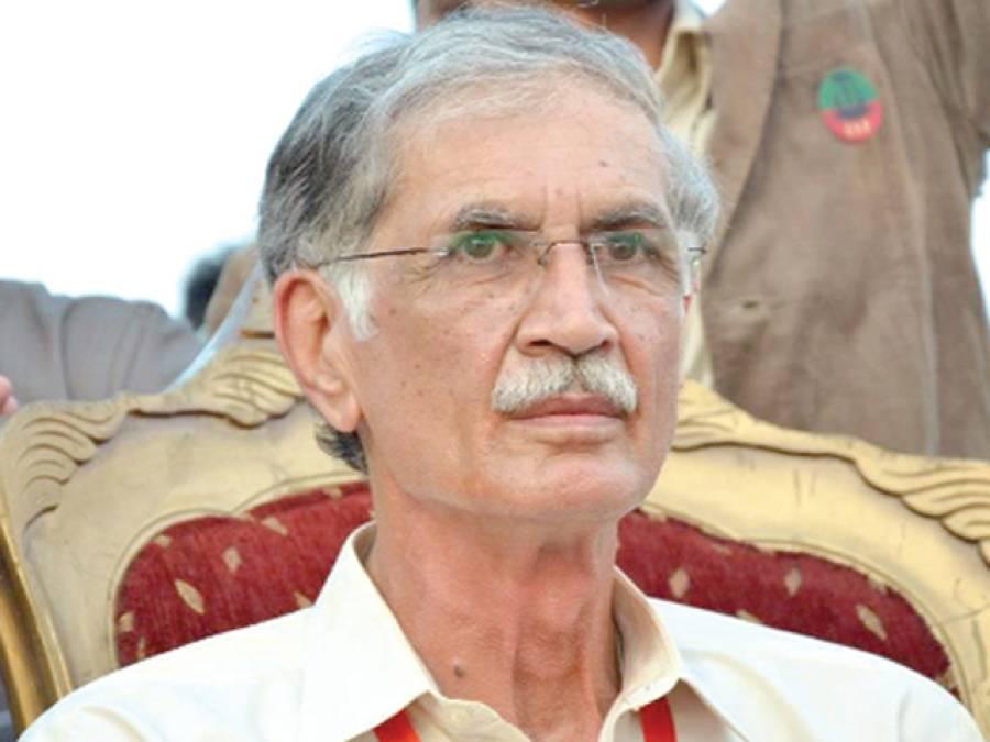 پشاور کلین اینڈ گرین مہم، ہر گاؤں ، قصبہ کو صاف کر کے دکھائیں گے، پرویز خٹک