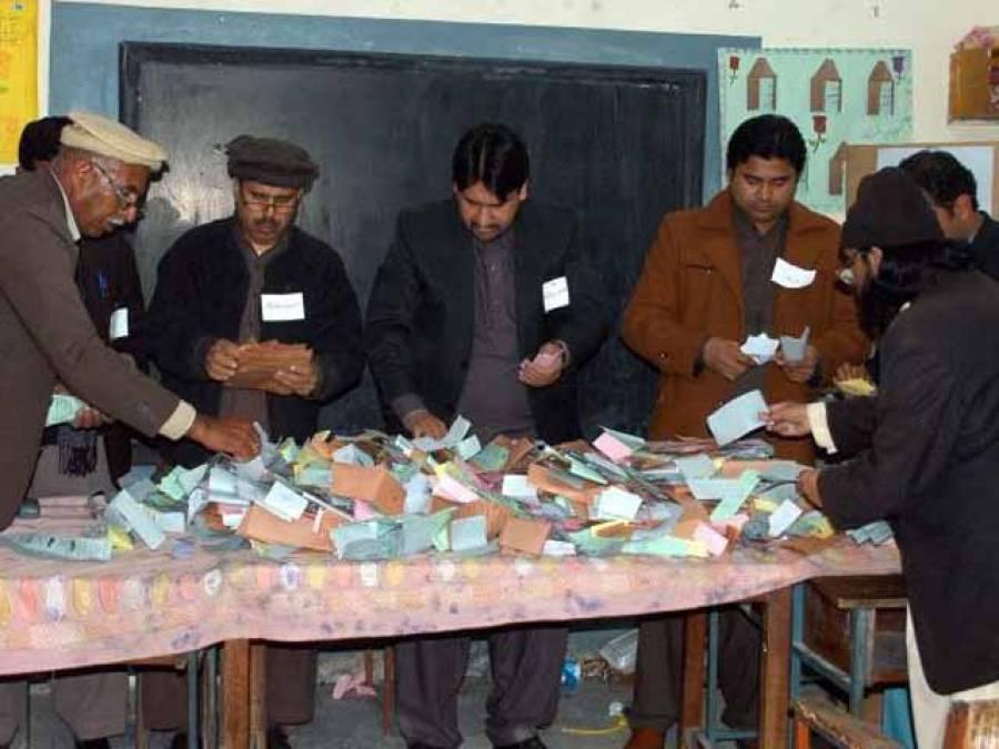 اسلام آباد، ن لیگ کے19،پی ٹی آئی کے17اور 13آزاد امیدوار چیئرمین منتخب ہوگئے، ایک یوسی کا فیصلہ ٹاس پر ہوگا،الیکشن کمیشن