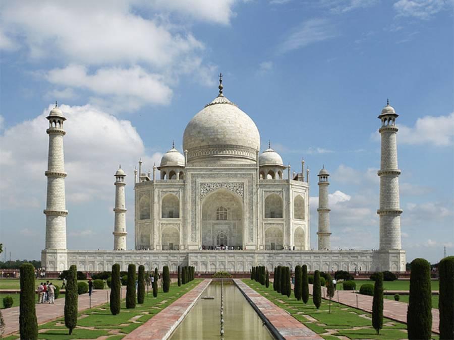 تاج محل کیخلاف ہندو انتہاپسندوں کی سازش ناکام ہو گئی ،حکومت نے بھی ہاتھ کھڑے کر دیئے