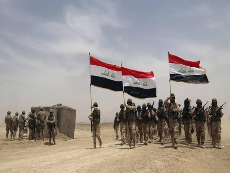امریکہ کا داعش کیخلاف فورسز بھیجنے کا بیان ، کسی غیرملکی بری فوج کی ضرورت نہیں : عراقی وزیراعظم حیدرالعبادی