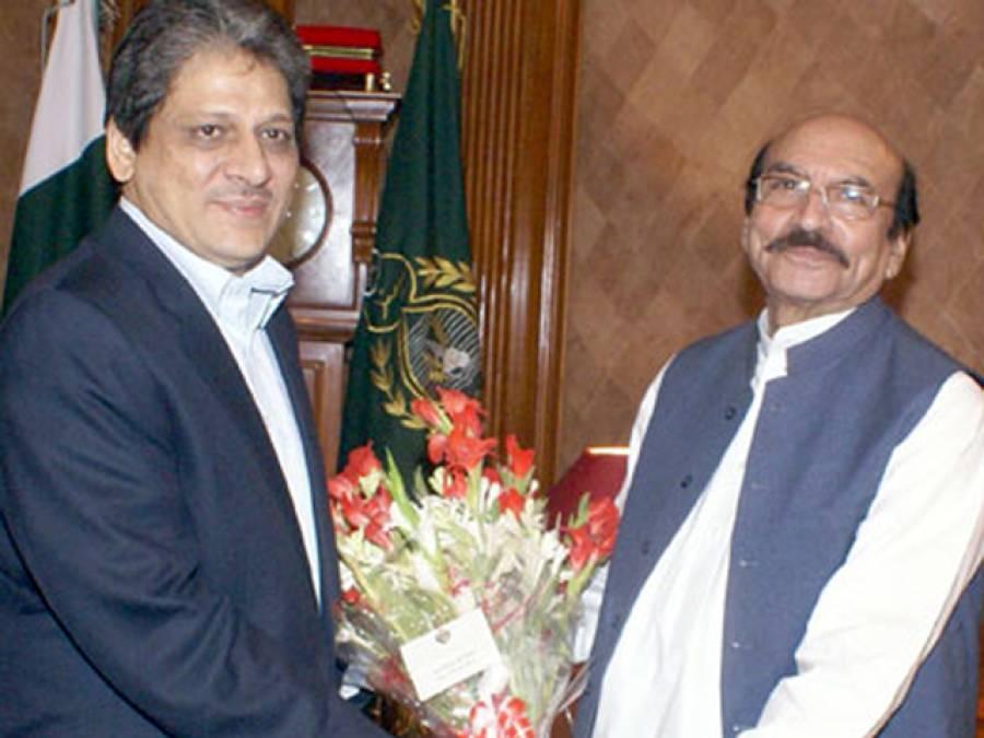 وزیراعلیٰ سندھ اور گورنر سندھ کی ملاقات، ڈی جی رینجرز کی بھی شرکت