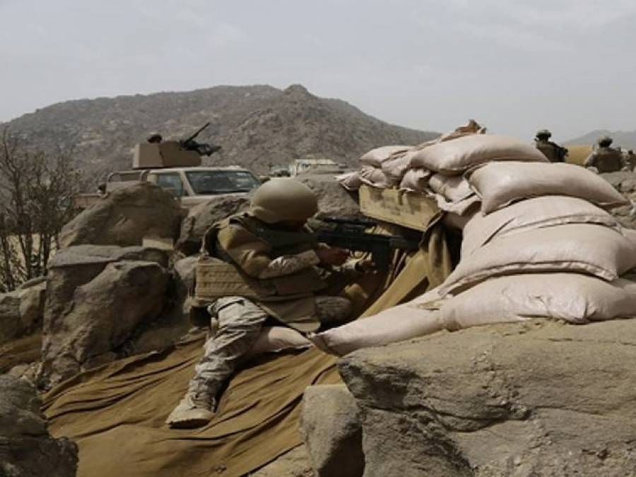 سعودی چوکی پر حملہ، جوابی کارروائی میں 40 حوثی جنگجو ہلاک