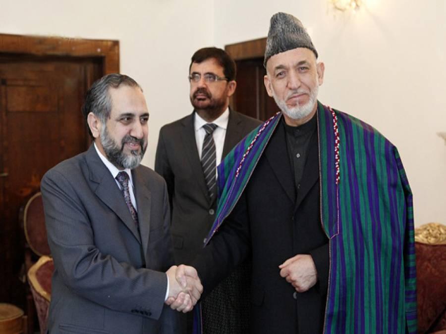 افغان صدر کے منتظر، آگے بڑھنے کیلئے الزام تراشی ختم کرناہوگی:پاکستانی سفیر