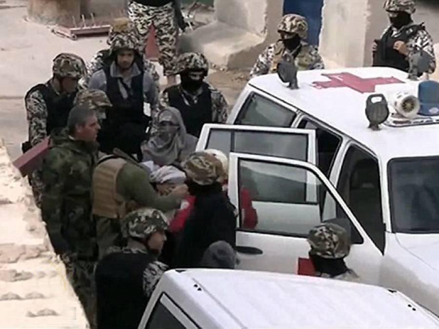 داعش کے سربراہ ابوبکر البغدادی کی بیوی کو 'آزادی' مل گئی