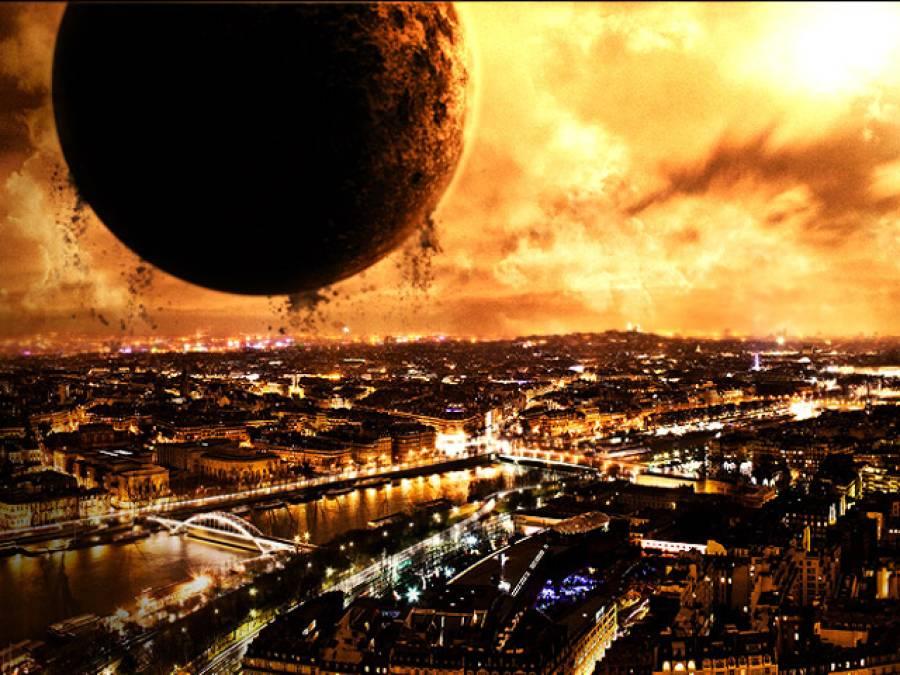 'رواں ماہ دھماکہ ہوگا اور پھر سب ختم ہوجائے گا' ایک دعویٰ جس نے دنیا میں کھلبلی مچادی