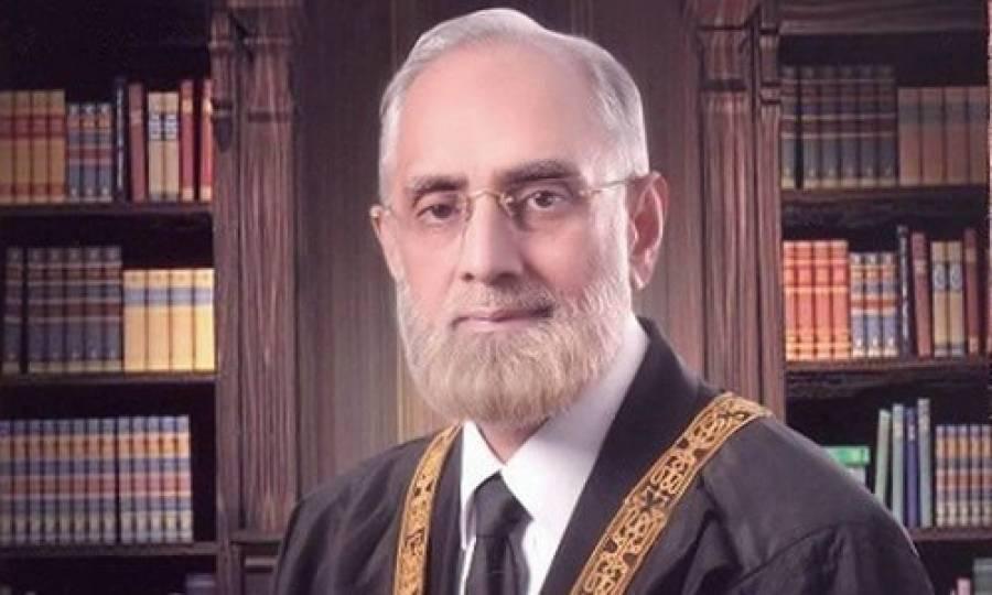 لا قانونیت انتہا کو پہنچ چکی ،آسمان سے مسیحا نہیں اترے گا ،نظام خود درست کرنا ہوگا:چیف جسٹس پاکستان