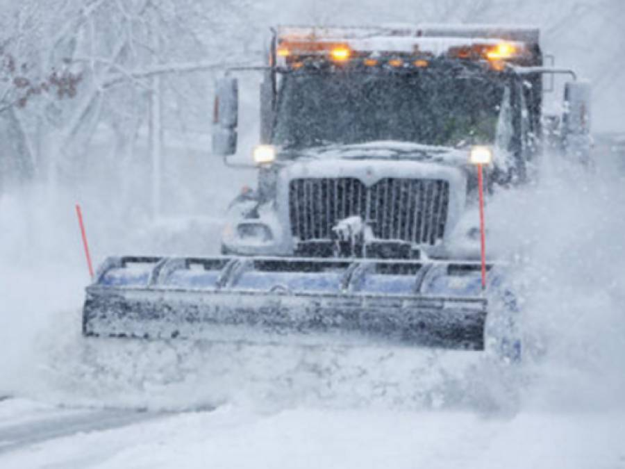 امریکہ کی شمالی اور مغربی ریاستوں میں شدید برف باری کا سلسلہ جاری،سردی کی شدت میں اضافہ
