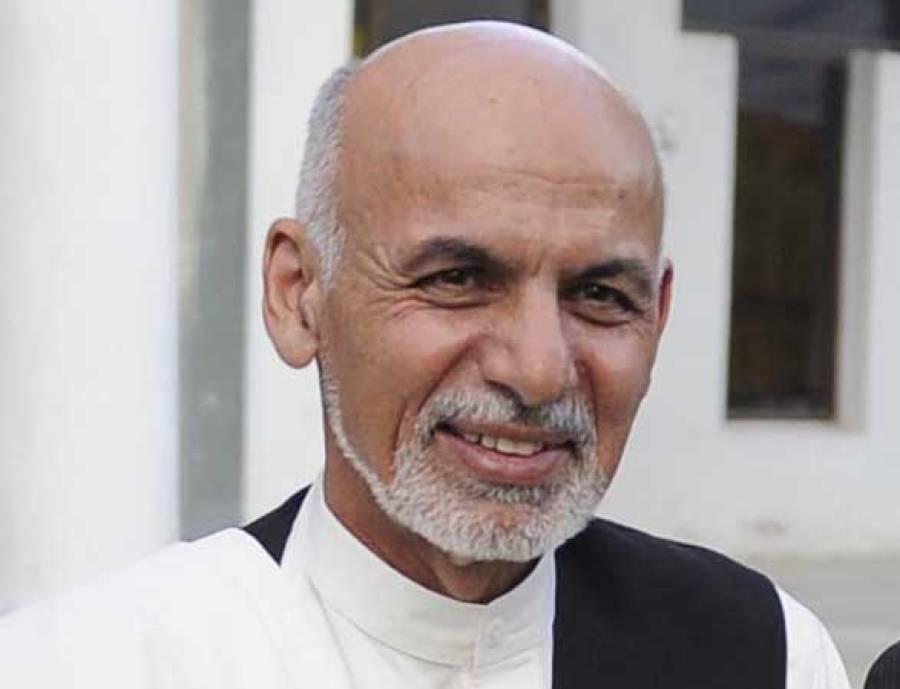 افغان صدر اشرف غنی کاہارٹ آف ایشیا کانفرنس سے خطاب
