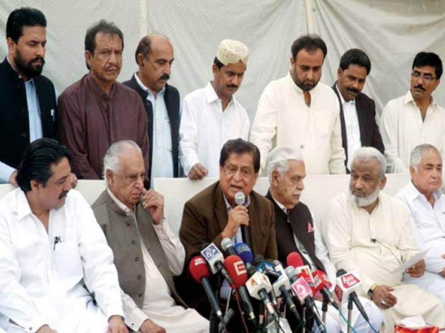 اپوزیشن کے گرینڈ الائنس کا سندھ حکومت کیخلاف 9جنوری سے تحریک کا فیصلہ