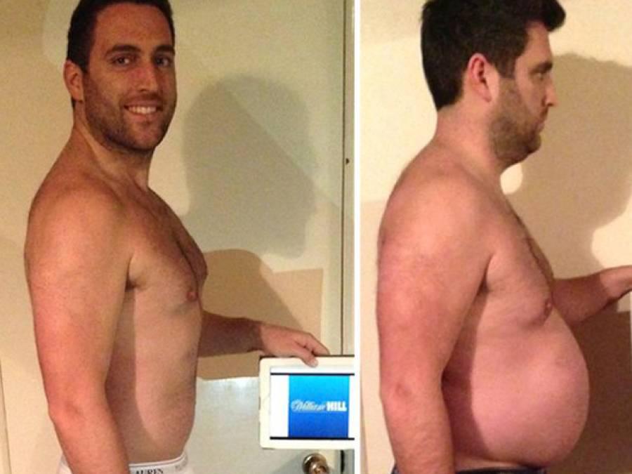 وہ آدمی جو اپنا وزن کم کرکے مالا مال ہوگیا، مگر کیسے؟ جان کر تمام موٹے افراد بھی چاہیں گے کہ یہ طریقہ آزمالیں