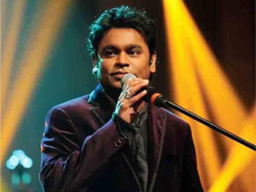 سروں کے بے تاج بادشاہ بھارتی گلوکار و موسیقا ر اے آر رحمان نے زندگی کی 49بہاریں دیکھ لیں
