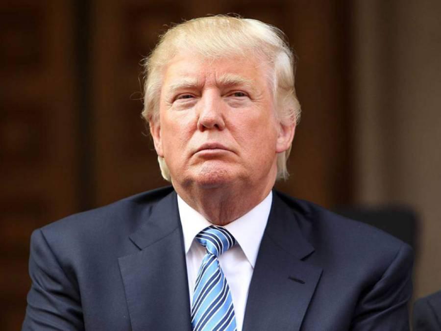 داعش کا سر کاٹ دیں گے،متنازعہ بیان برقرار، ٹرمپ کا انتخابی مہم کا پہلا اشتہار جاری