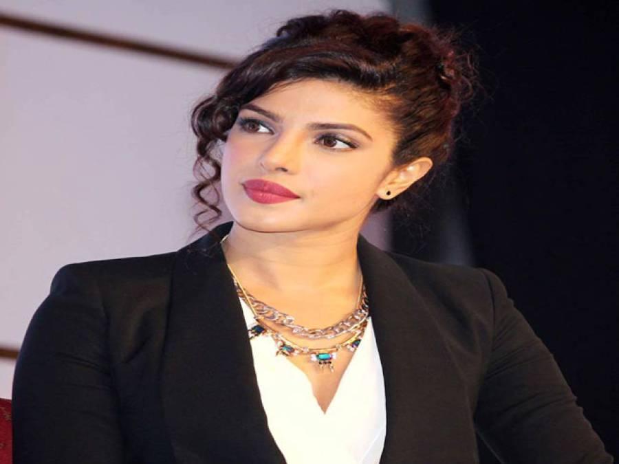 پریانکا چوپڑا نے پاکستانی فلم میں کام کرنے کی خواہش ظاہرکردی