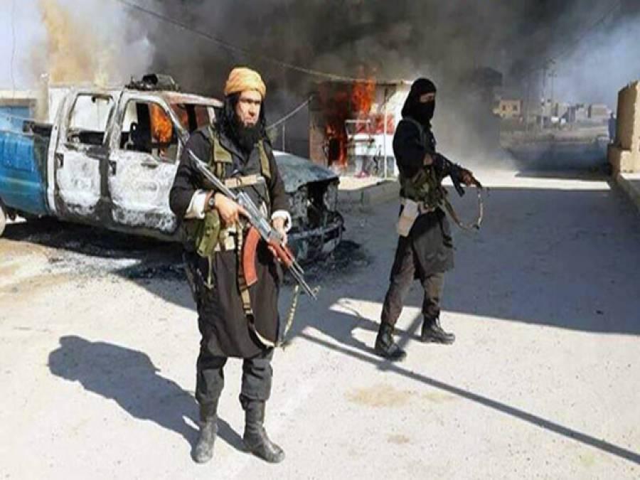 عراق میں داعش کے خلاف کارروائیوں میں 72 گھنٹوں کے دوران 25 فوجی ہلاک